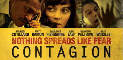 Contagion provides suspenseful, realistic thriller
