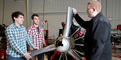 Aviation program takes flight
