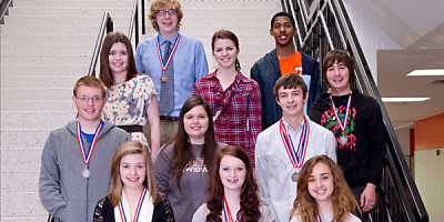 UIL academic team heads to regionals