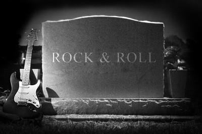 A eulogy to rock n' roll