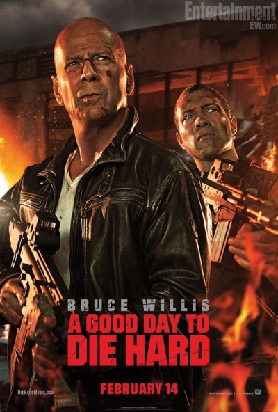 The honest truth about &#8216;A Good Day to Die Hard&#8217;