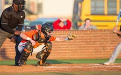 Tigers vs Greenville Varsity Baseball April 1, 2016