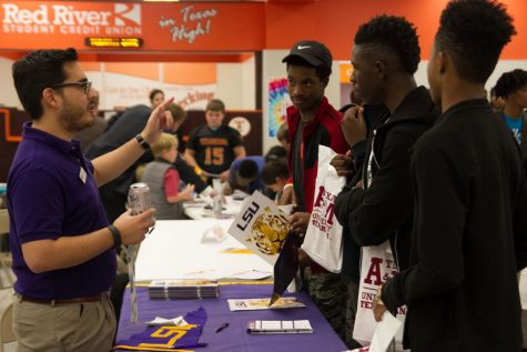 College night offers opportunities for insight