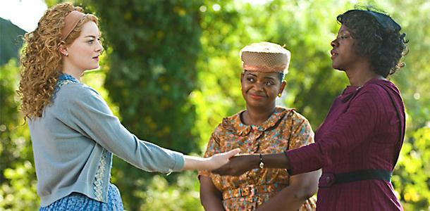 The Help tells inspiring story about courage