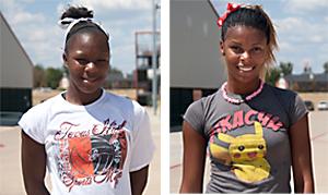 Freshmen set tone for varsity volleyball
