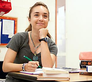 Student Spotlight: Heather Lanier