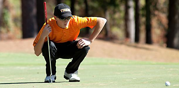 Golf team takes second in McLarty Invitational