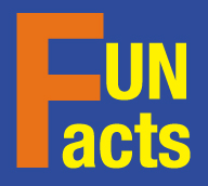Fun Facts: Random Edition