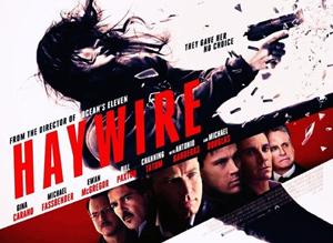 Haywire provides 'almost absurd' amount of action