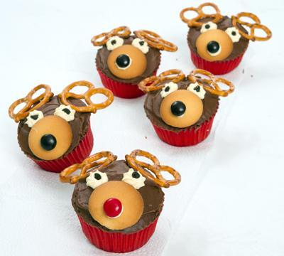 Easy to make holiday treats