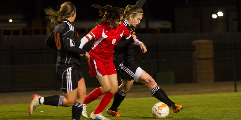 Lady Tigers shut out Marshall, 5-0