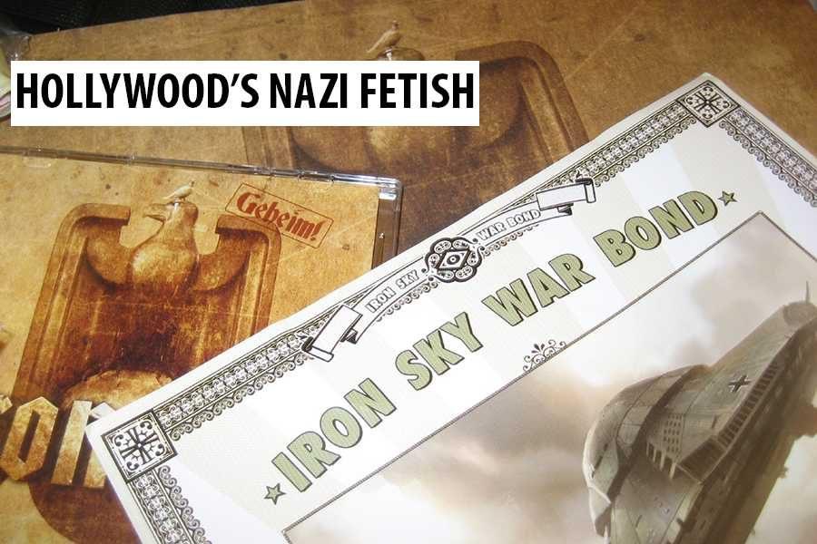 Hollywood's Nazi fetish
