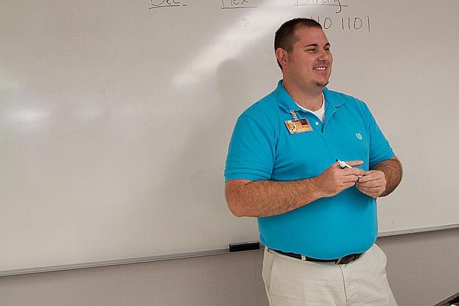 Ahrens joins teaching staff