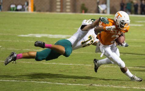 Football Gallery: Texas High vs Longview 2014