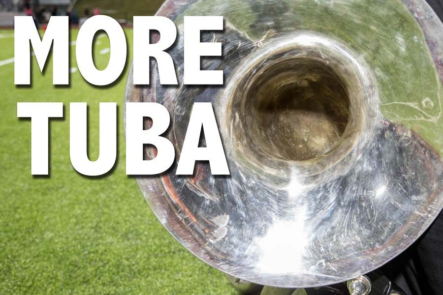 Editorial: Long live the tuba song