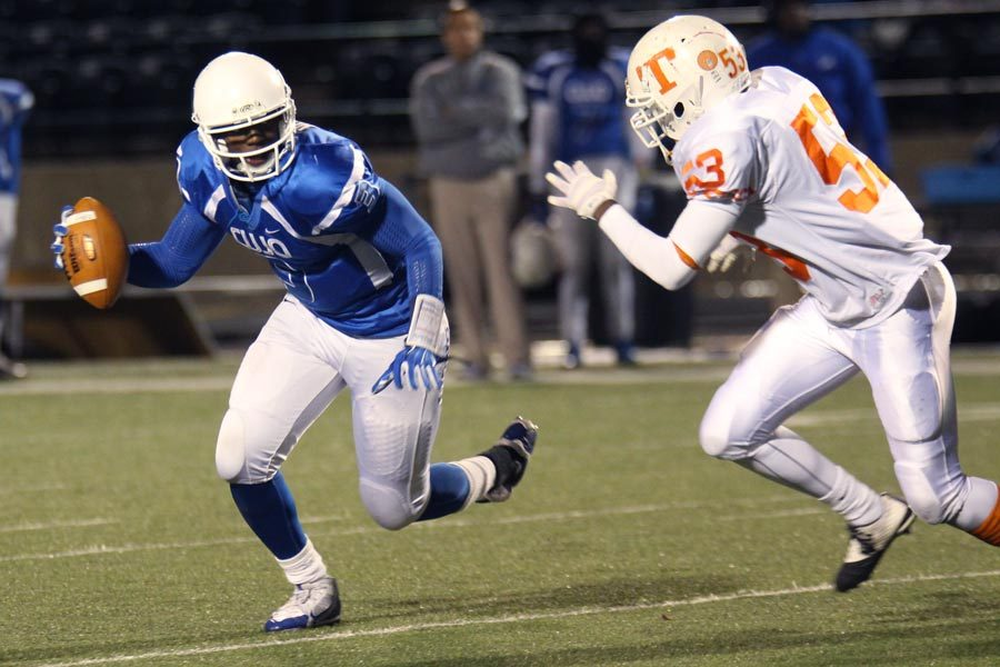 John Tyler brings season ender to Tiger football