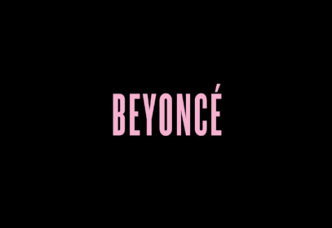 """Official album cover """"Beyonce."""""""