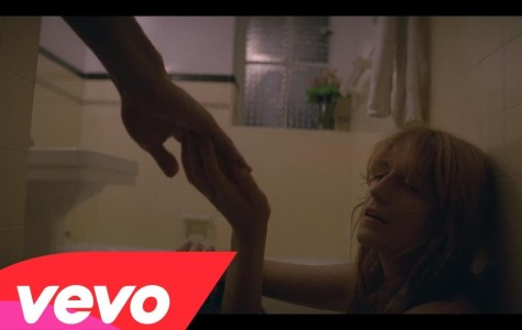 Screenshot taken from the official Florence and the Machine music video of
