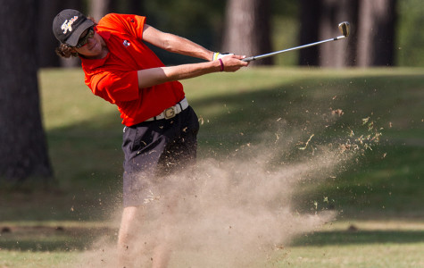 Boys golf swings to state