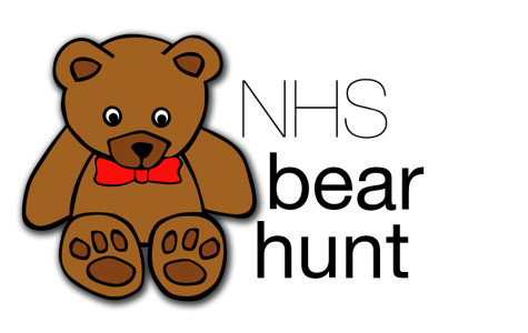 NHS bear hunt