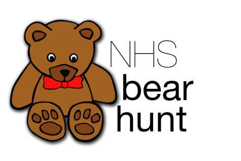 NHS bear hunt