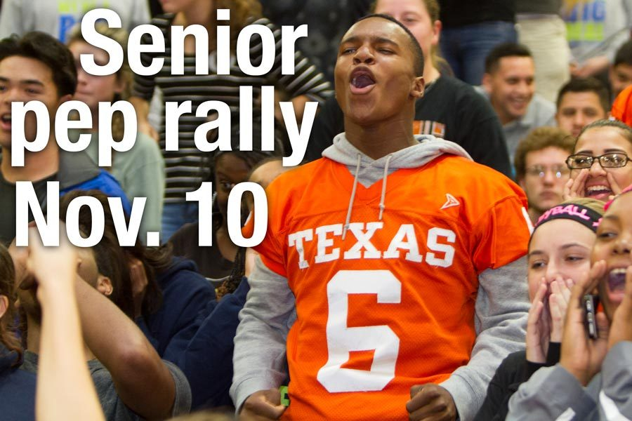 Senior night pep rally rescheduled