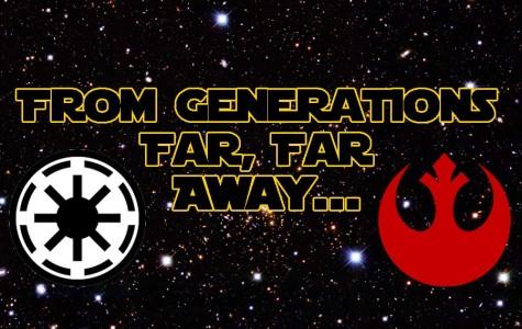 From generations far, far away...