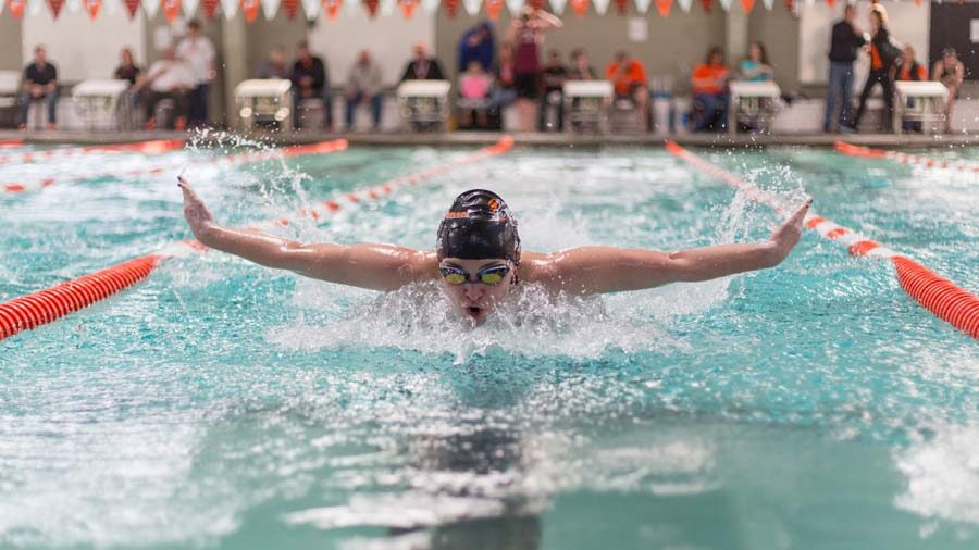 District Swim Meet
