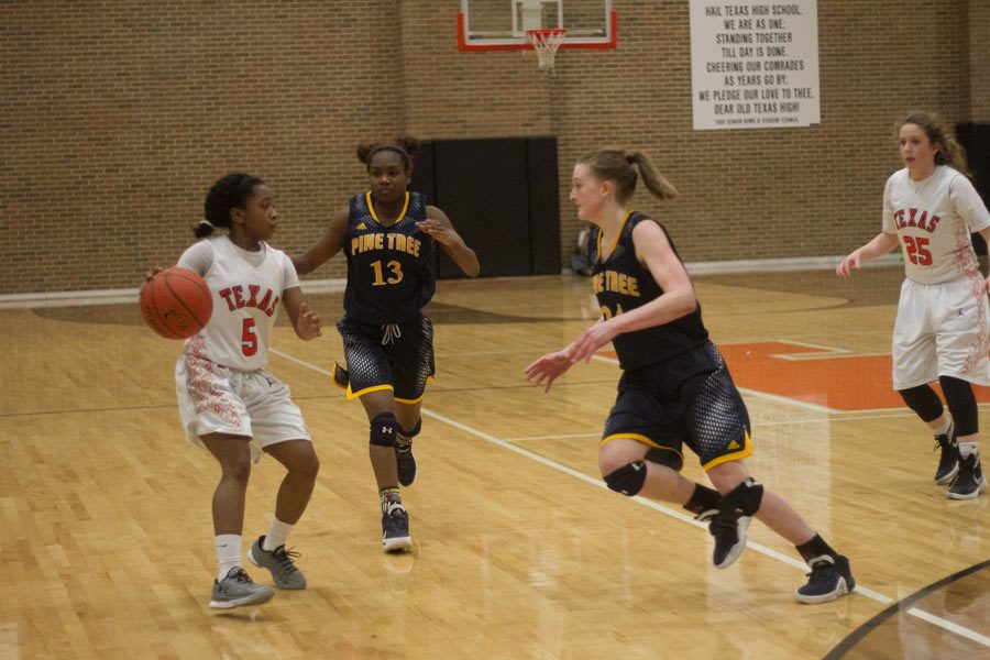 Lady Tigers triumph over Lady Pirates