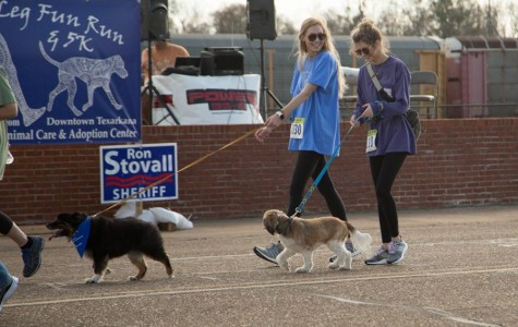 Texarkana hosts doggy fun run