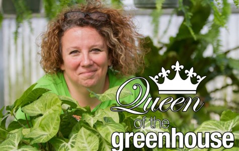 Queen of the greenhouse