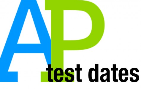AP test dates near