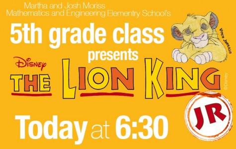 Morris' 5th grade class to perform