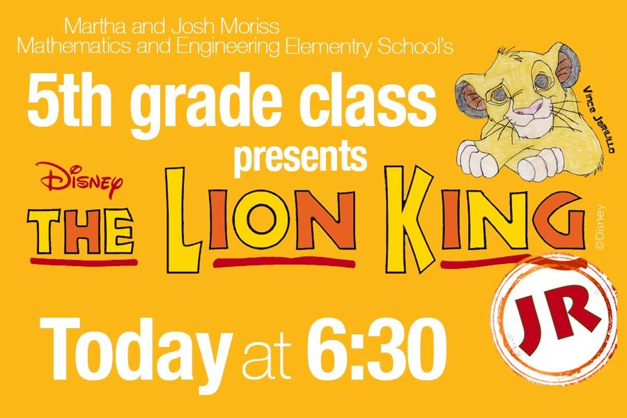 Morris%27+5th+grade+class+to+perform+%22Lion+King%22