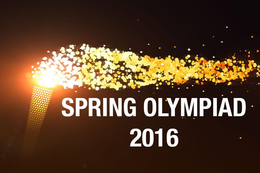 2016 Spring Olympiad