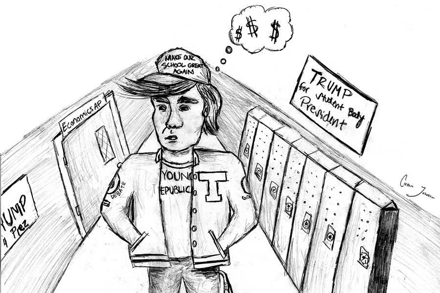 if-trump-was-in-high-school