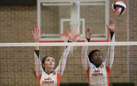 Lady Tigers bested by Hallsville