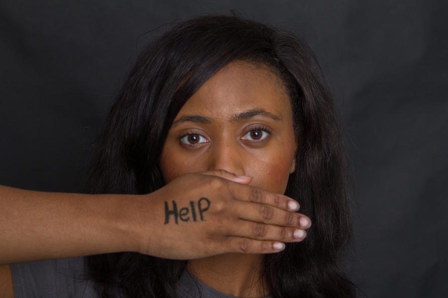Many sexual assault victims are shamed into silence.