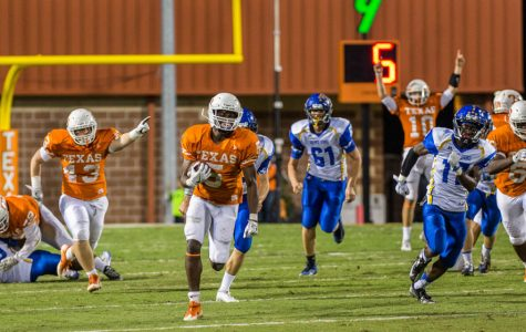 Texas High vs. Sulphur Springs 2016