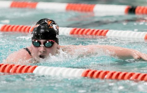 Tigersharks bring home first in meet