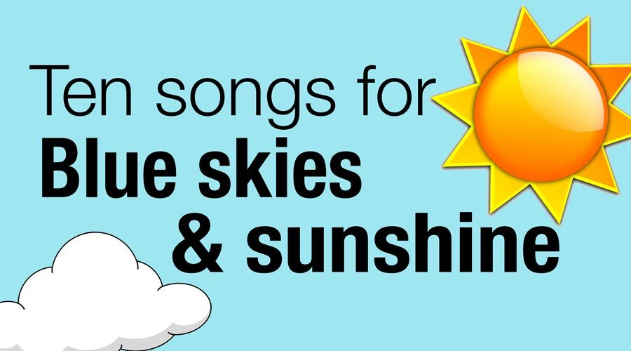 Summer songs for summer vibes