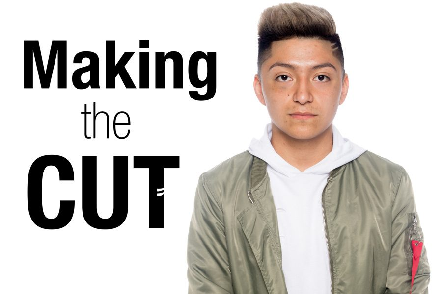 Student entrepreneur starts successful haircut business