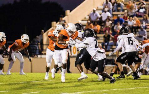 Texas High vs Bishop Lynch