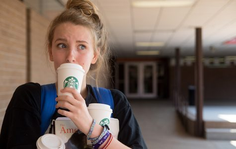 Don't get coffee-ed away