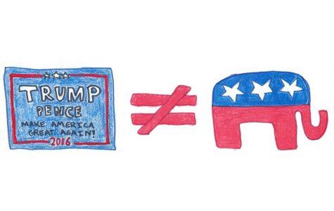 Being a Republican in Trump's America