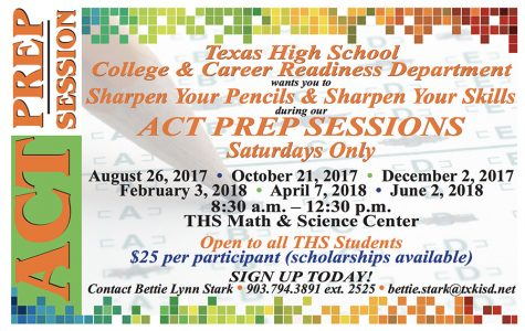ACT workshop to be held on Oct. 21