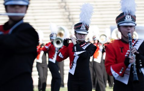 Marching band dominates UIL competition