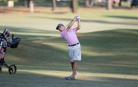 Golf competes in Tiger Classic
