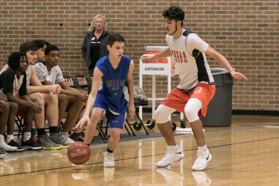 Texas+High+vs+North+Lamar+basketball+2017