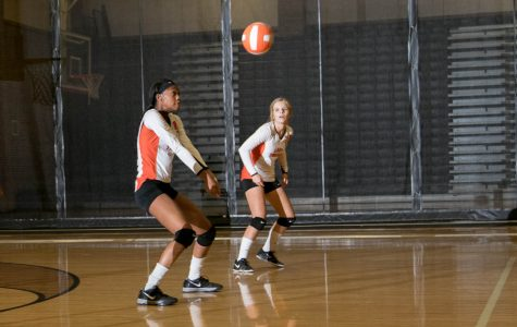 Texas High vs Liberty Eylau volleyball 2017